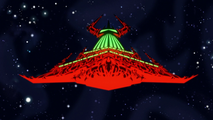 Dominator ship