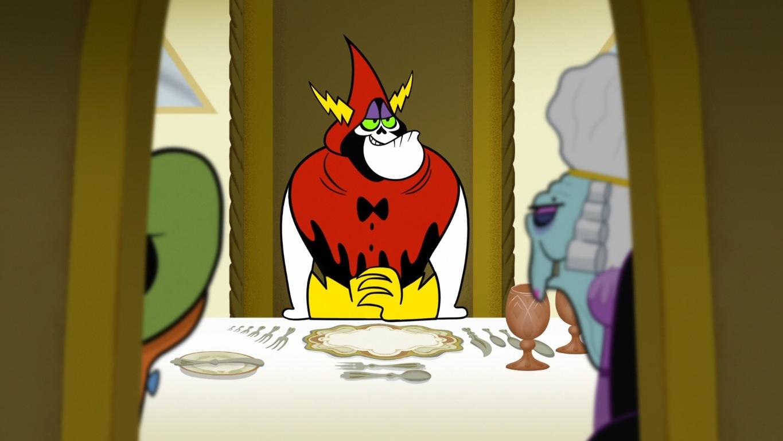 Вечер сюрпризов (скриншот эпизода)