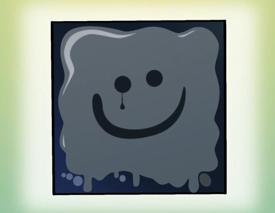 Чёрный Куб (скриншот персонажа)
