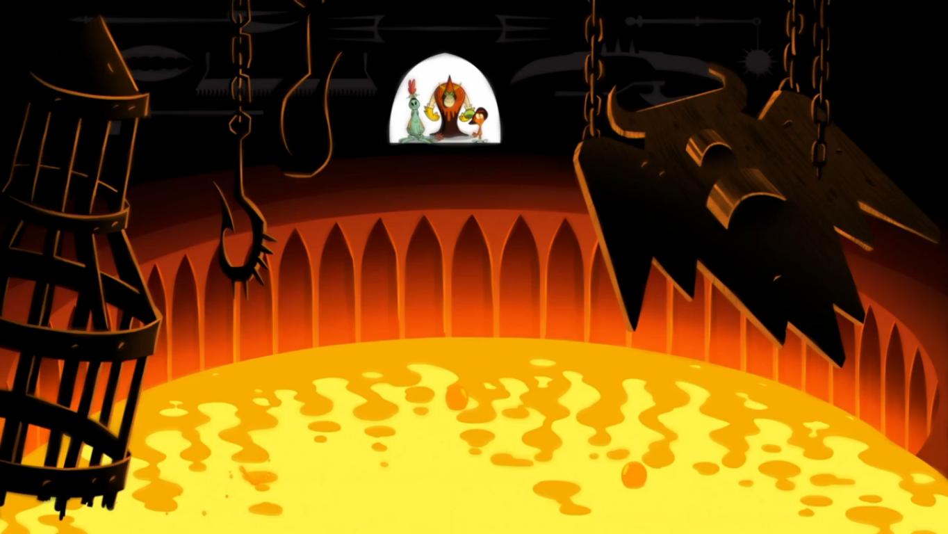 Особенный день (скриншот эпизода)