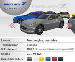 370Z select