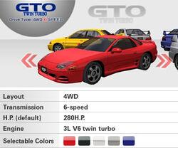 GTO select