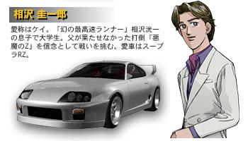 File:Aizawa Keiichirou (Wangan Midnight PS3).jpg