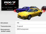 RX-7 FD3S
