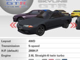 Skyline GT-R BNR32