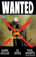 Mister rictus evil dead