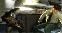 Wesley plane blind-fire
