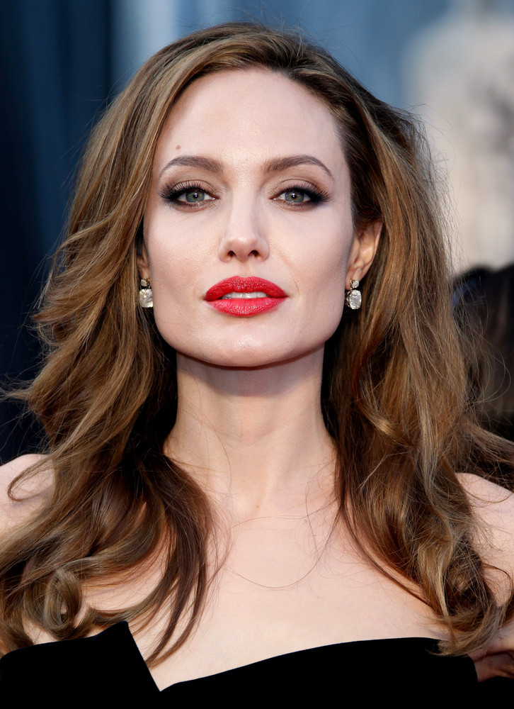 Jon Voight's daughter Angelina Jolie