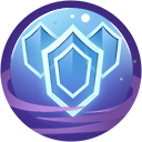 Raxos-Skeletal Shield