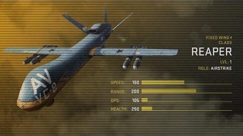 Reaper Unit Spotlight