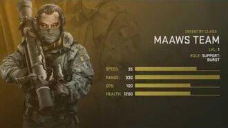 MAAWS Team Unit Spotlight