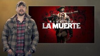 Mike Glover in Rise of La Muerte