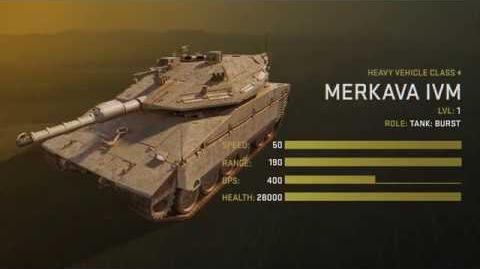 Merkava IVM Unit Spotlight