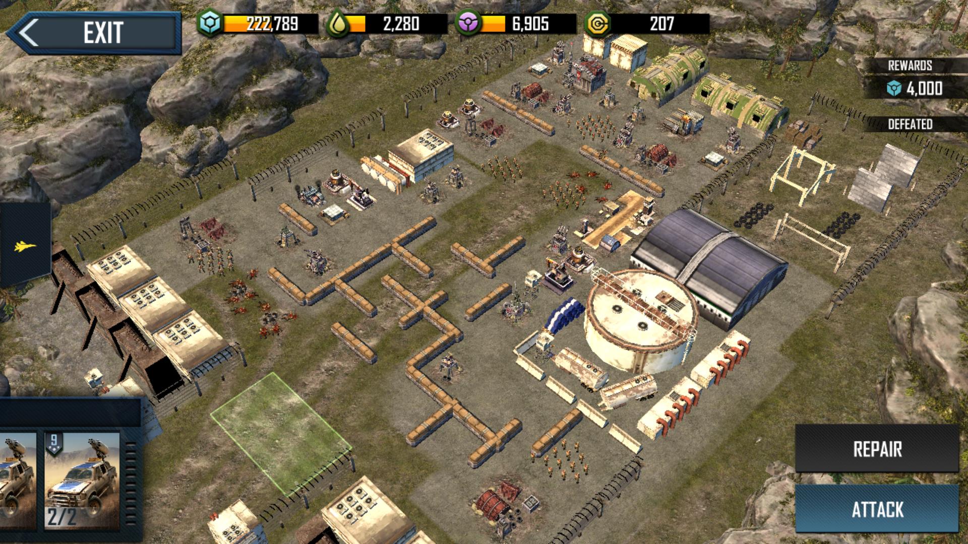 Rogue Faction Bases | War Commander: Rogue Assault Wikia