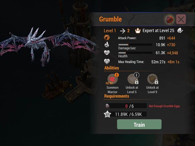 Grumble 2