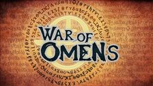 War of Omens - Splash Screen