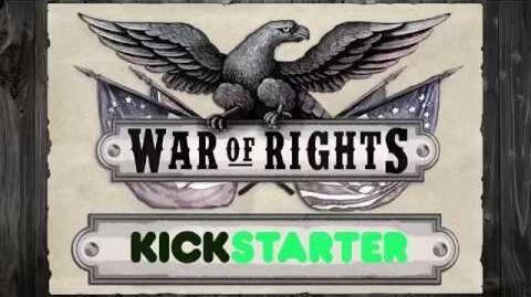 War of Rights - Kickstarter