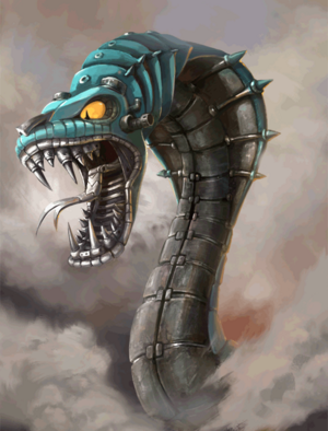 Mecha Serpent (1)