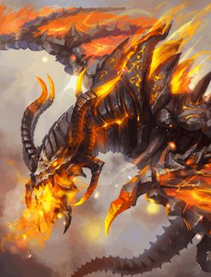 Stone Dragon (4)
