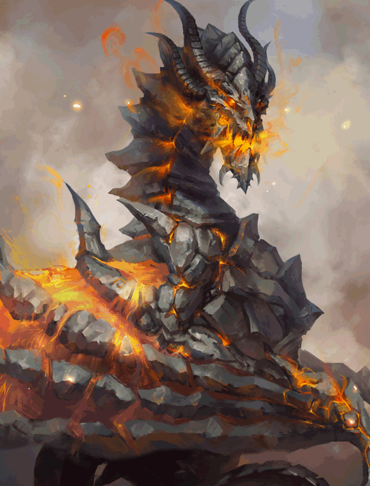 Afbeeldingsresultaat voor stone dragon