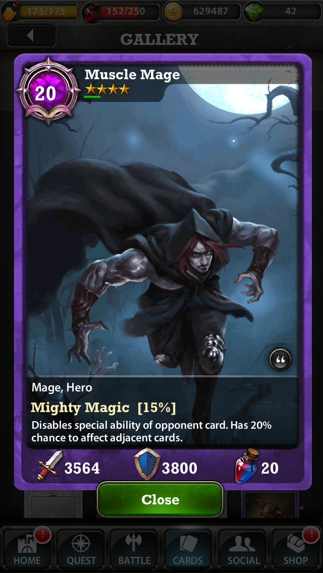 Mighty Mage