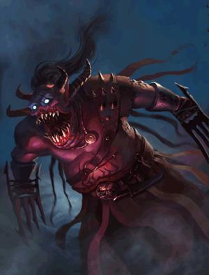 Hunger Demon 2