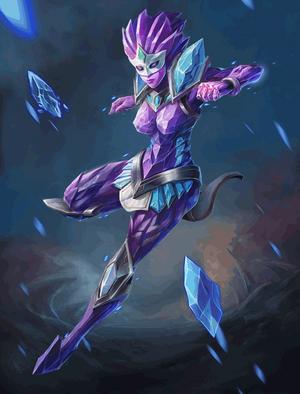 Crystalloid Servant (2)