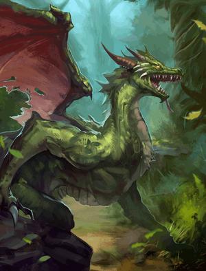 Poison Dragon (1)