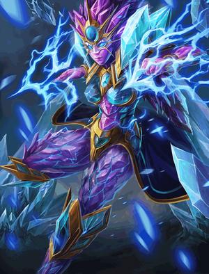 Crystalloid Servant (4)