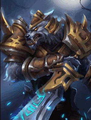 Wolftaur Brawler (3)