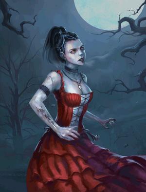 Zombie Princess (2)