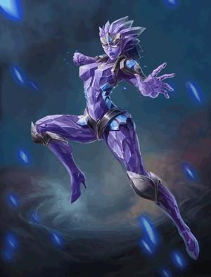 Crystalloid Servant (1)