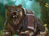 Sawclaw Bear