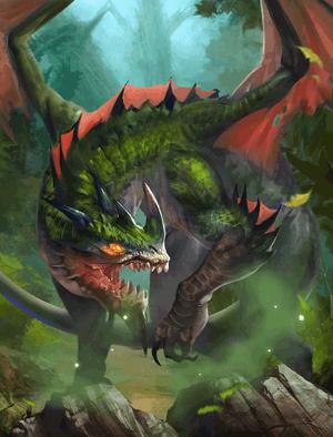 Mountain Dragon Plus (2)