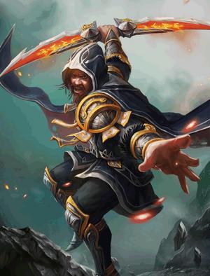 Blade Priest (2)