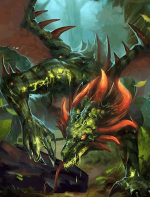 Poison Dragon4.1