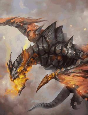 Stone Dragon (2)