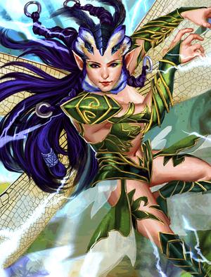 Deceiver's Fairy (4)