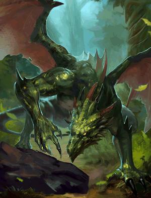 Poison Dragon2.1