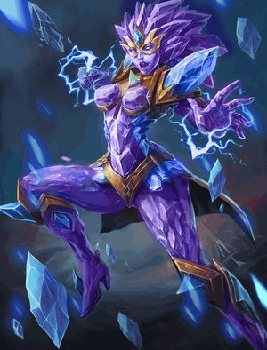 Crystalloid Servant (3)