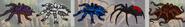 Rachnon MI skins