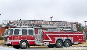 COLUMBUS FIRE EMS COLUMBUS GEORGIA, Ladder 8 Fire Truck Columbus Georia Fire Department EMS