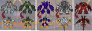 Colossus MI skins