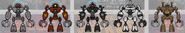Robo-47 MI skins