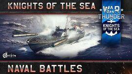 War Thunder - Naval Battles
