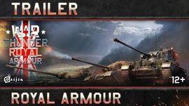 War Thunder British ground forces