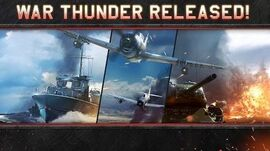 War Thunder Universe Game Released!