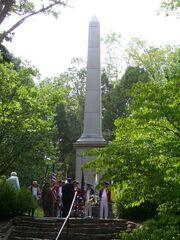 Monument of Blue Licks