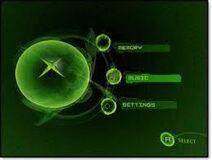 Xbox Screen Logo (Plastered)