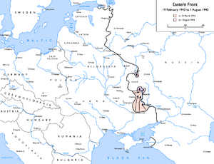 Eastern Front 1943-02 to 1943-08